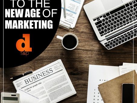 Welcome To The New Age Of Marketing