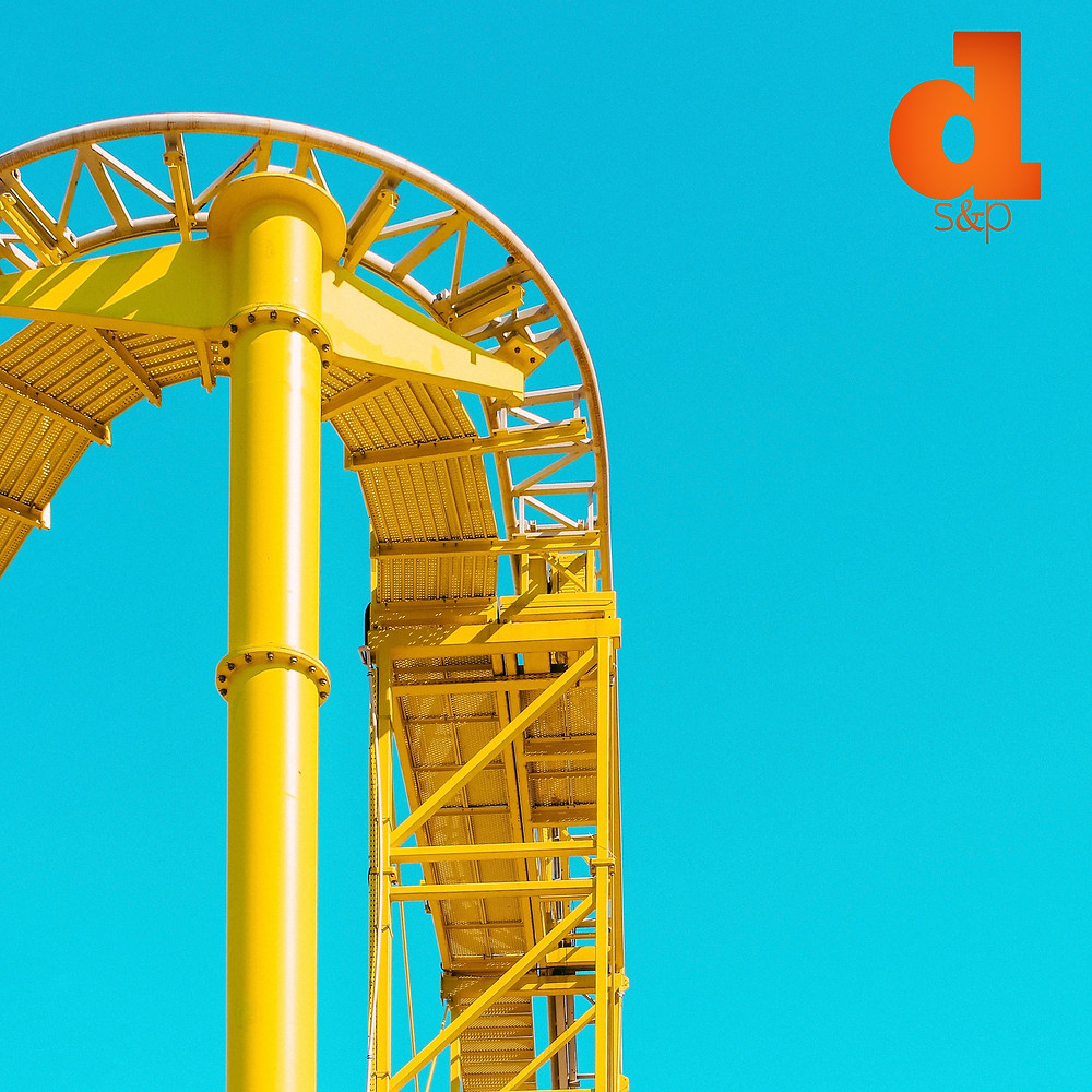 Your business is a rollercoaster