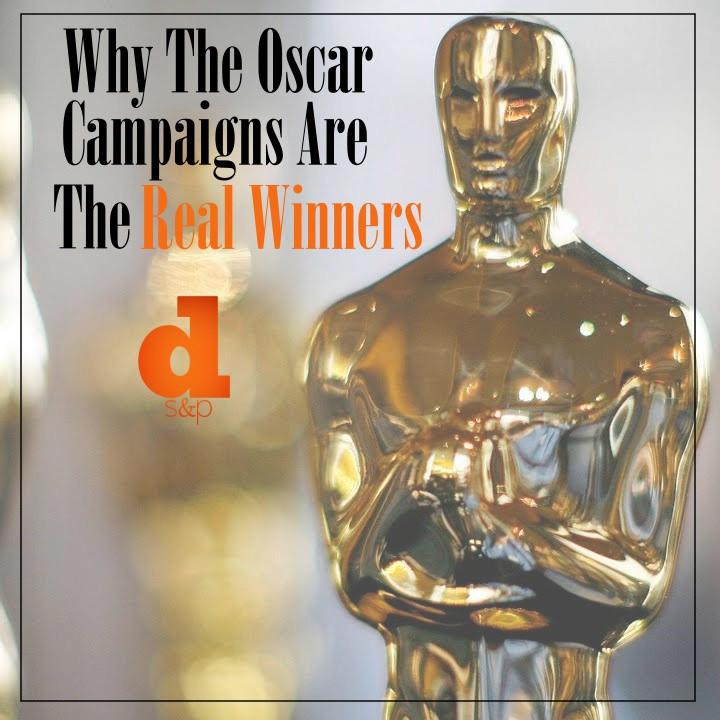 DS&P - Oscar Statue