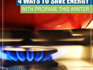 4 Ways To Save Energy With Propane This Winter