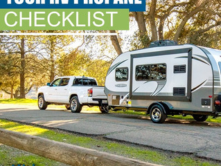 Your RV Propane Checklist