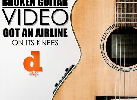 How A Broken Guitar Video Got An Airline On Its Knees