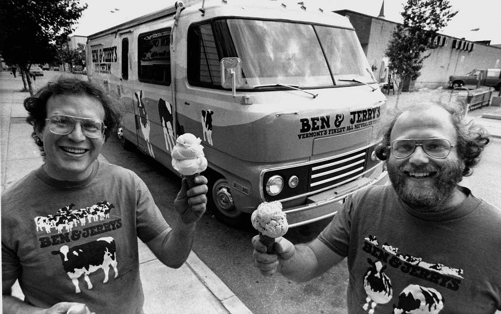 DS&P Ben & Jerry's Founders