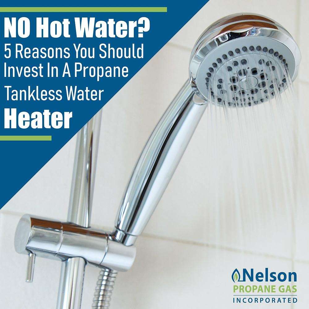 Nelsone Propane - Shower