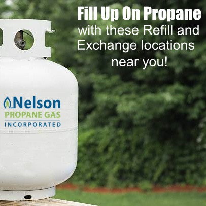 Nelson Propane- Propane Refill