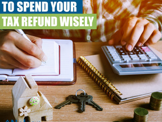 5 Ways To Spend Your Tax Refund Wisely