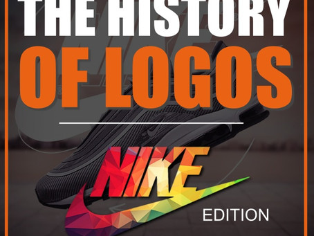 the history of logos: NIKE