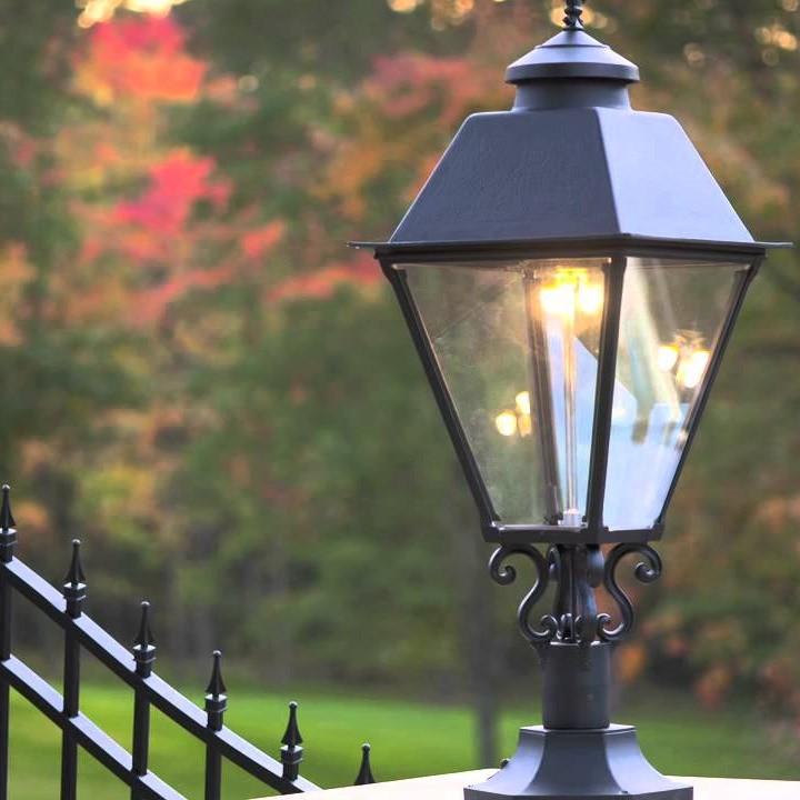 propane lighting