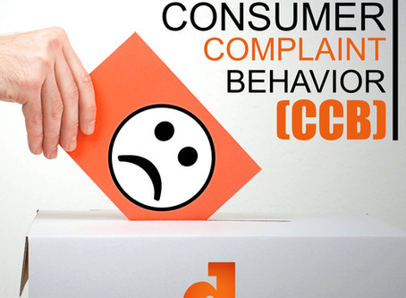How to Manage Consumer Complaint Behavior (CCB)