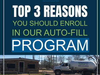 Top 3 Reasons You Should Enroll In Our Automatic Refill Program