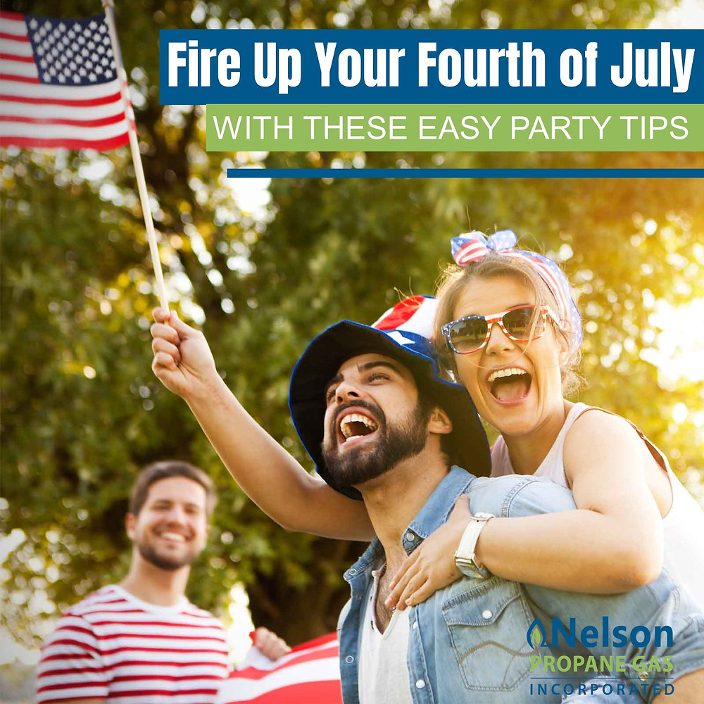 NPG 4TH OF JULY PARTY TIPS