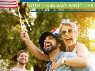 Fire Up Your Fourth of July With These Easy Party Tips