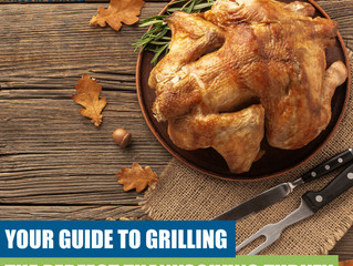 Your Guide To Grilling The Perfect Thanksgiving Turkey