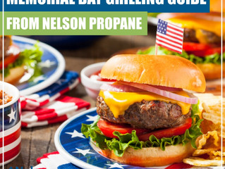 Memorial Day Grilling Guide From Nelson Propane