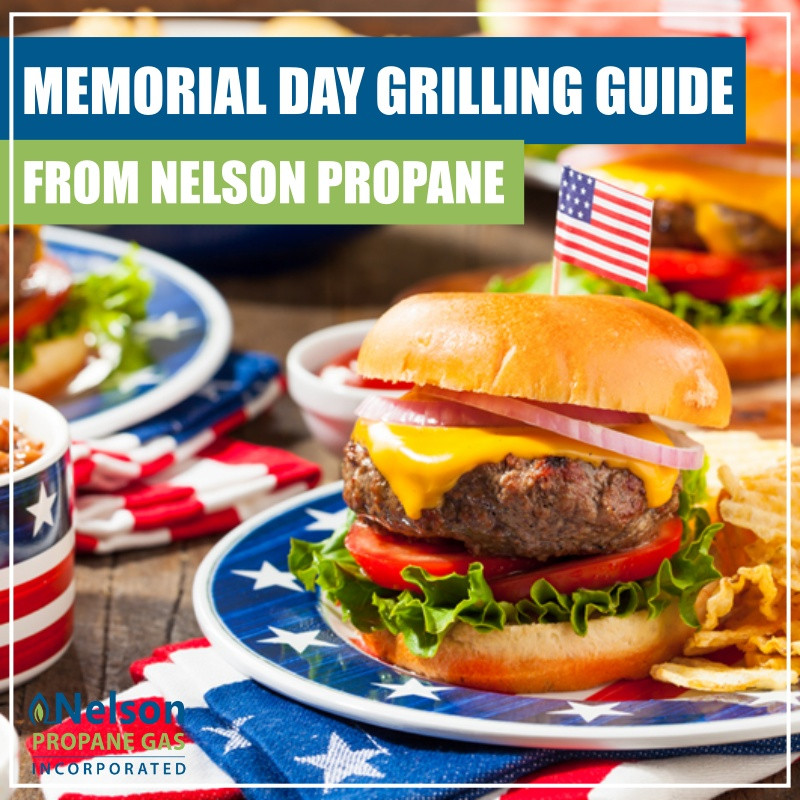 memorial day grilling with nelson propane