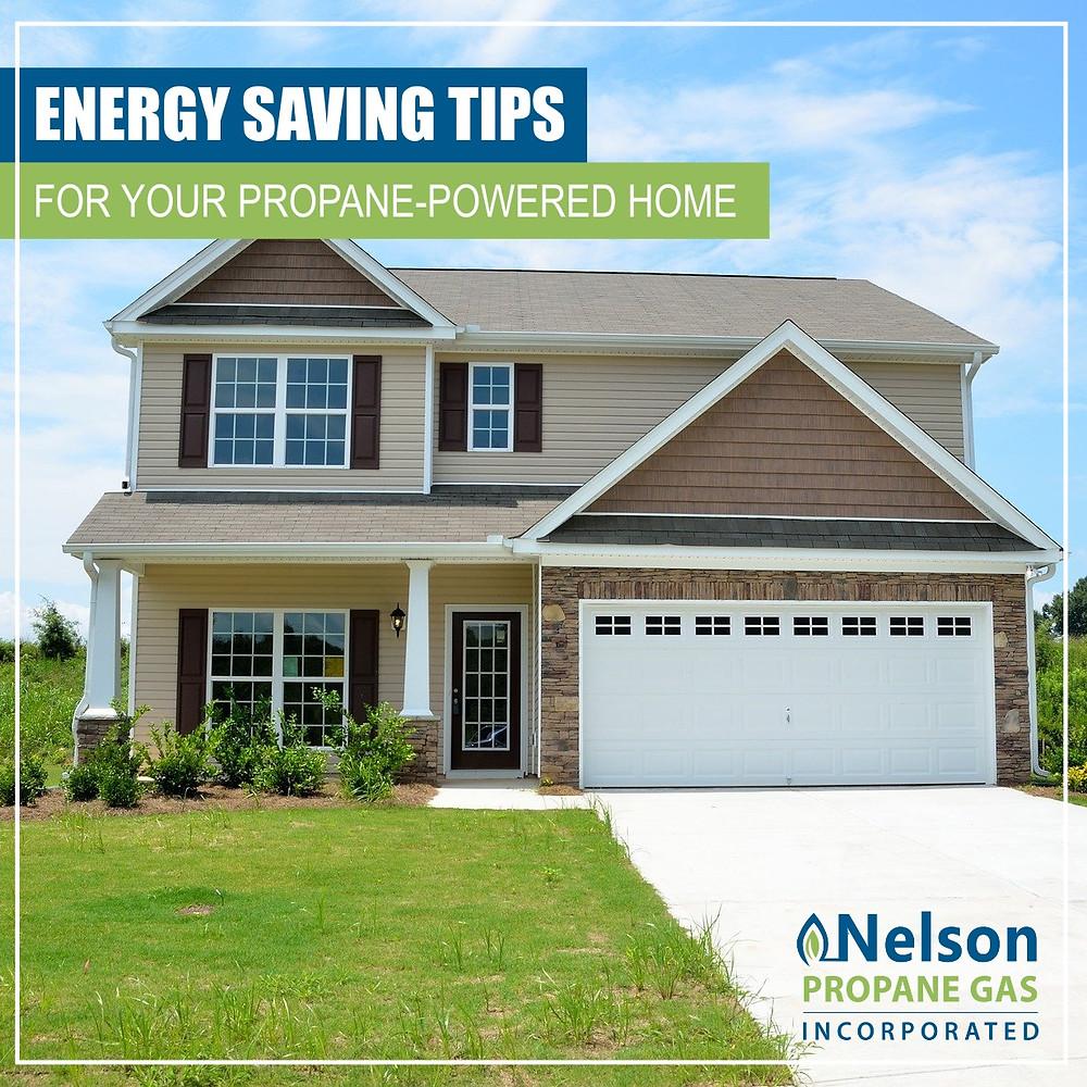 Energy Saving Tips for Propane-Powered Home