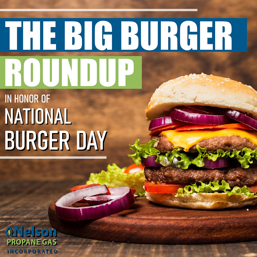 Burger Roundup For National Burger Day