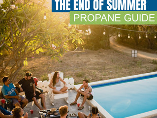 The End of Summer Propane Guide