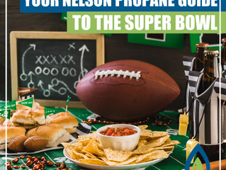 Your Nelson Propane Guide To The Super Bowl