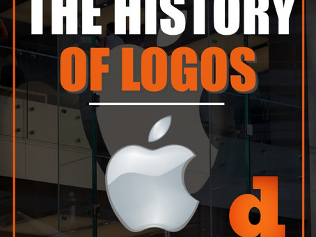The history of logos: apple