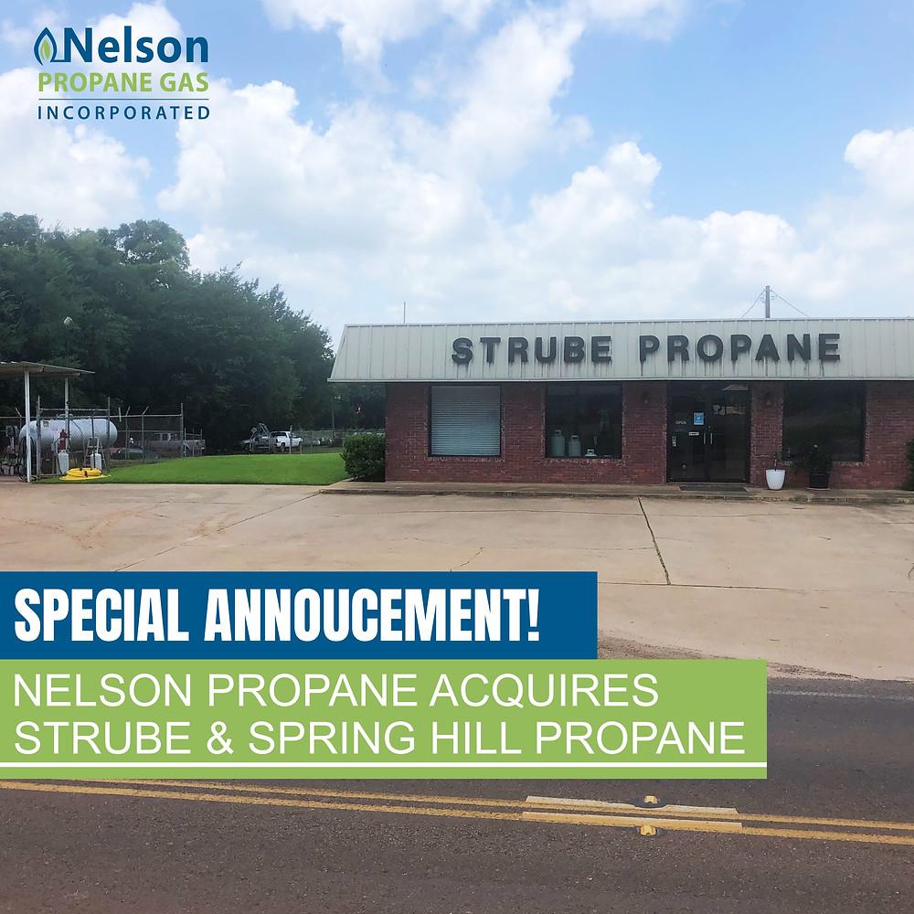 Strube - Nelson Propane Gas - Pittsburg Office