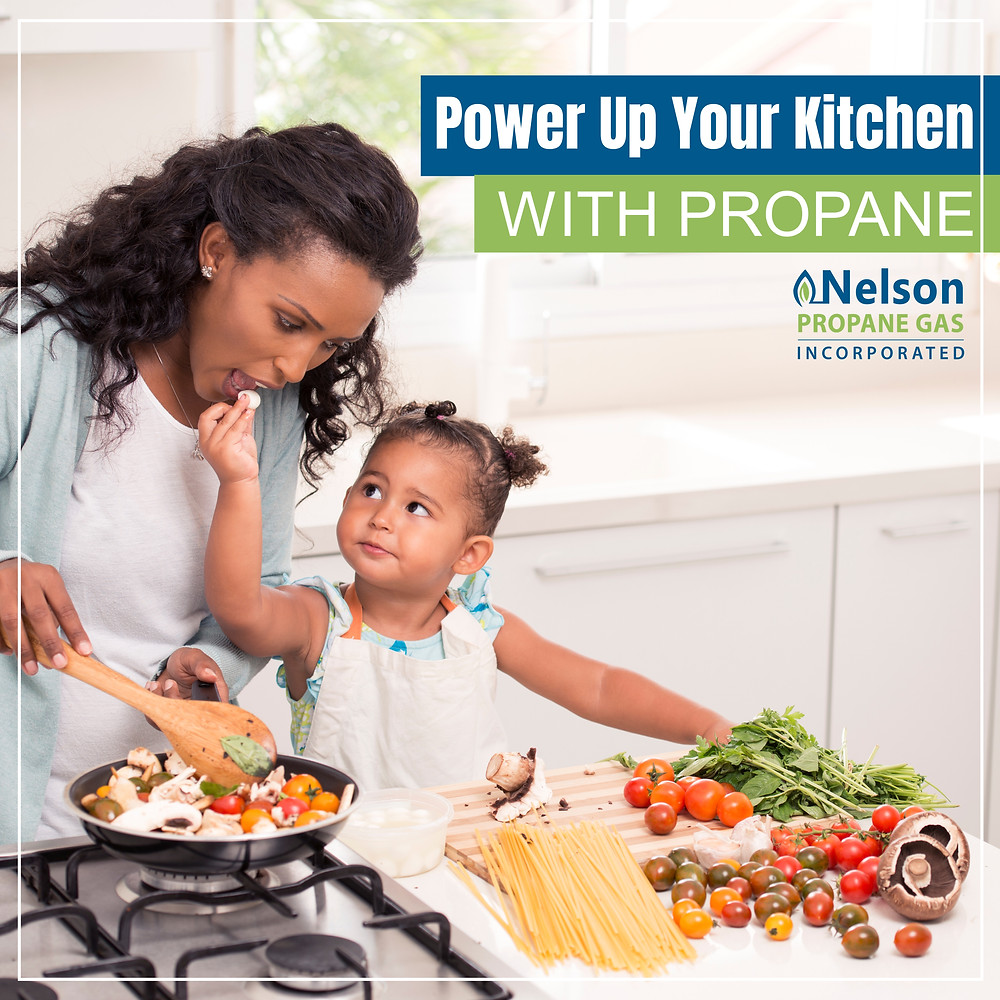 Cooking with Nelson Propane