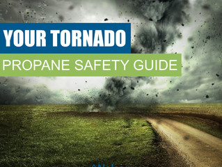 Your Tornado Propane Safety Guide
