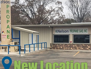 We've moved! New Location In Palestine, TX