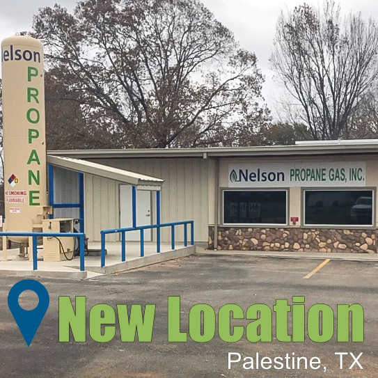 Nelson Propane Palestine TX Location