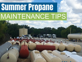 Summer Propane Maintenance Tips