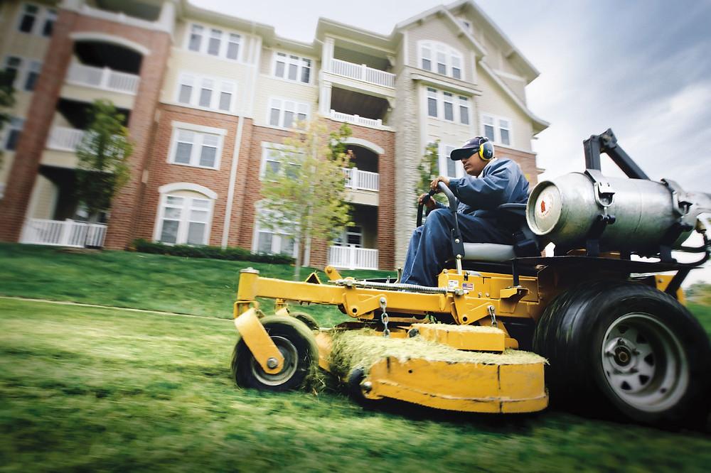 propane landscaping
