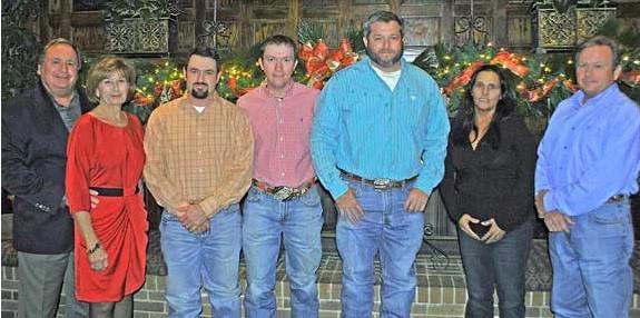 Nelson Propane Gas Management Team