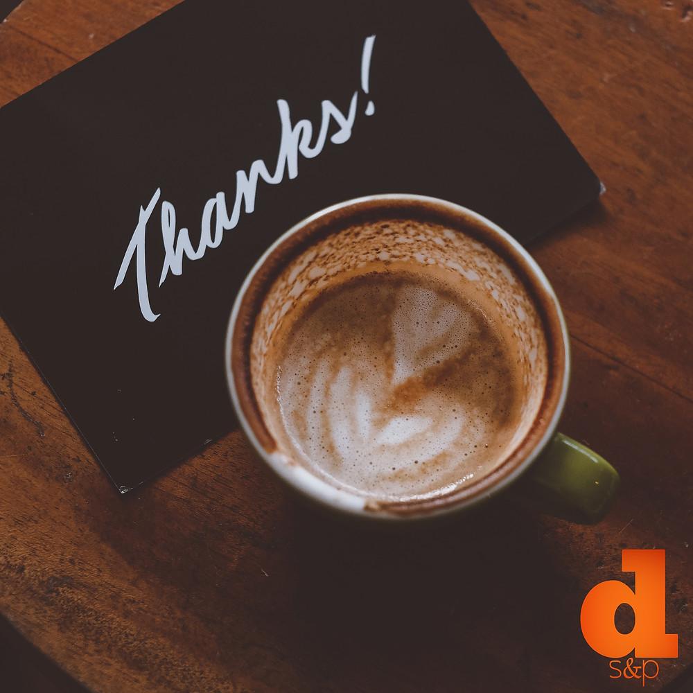 DS&P Customer Thanks