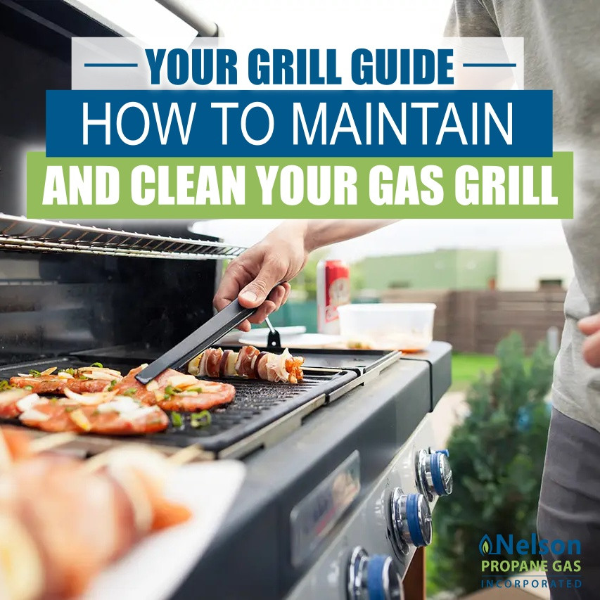 grill guide to clean and maintain your gas grill