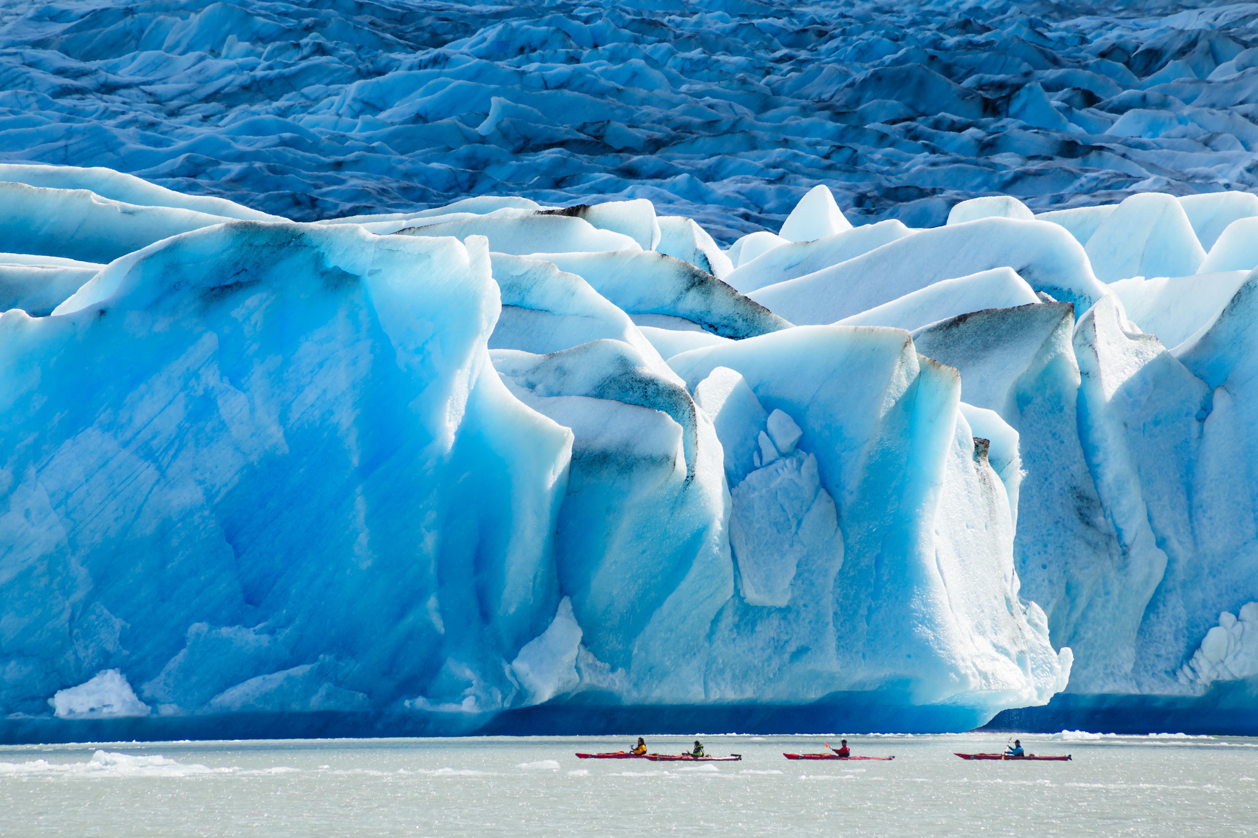 Kayak - Lago Grey