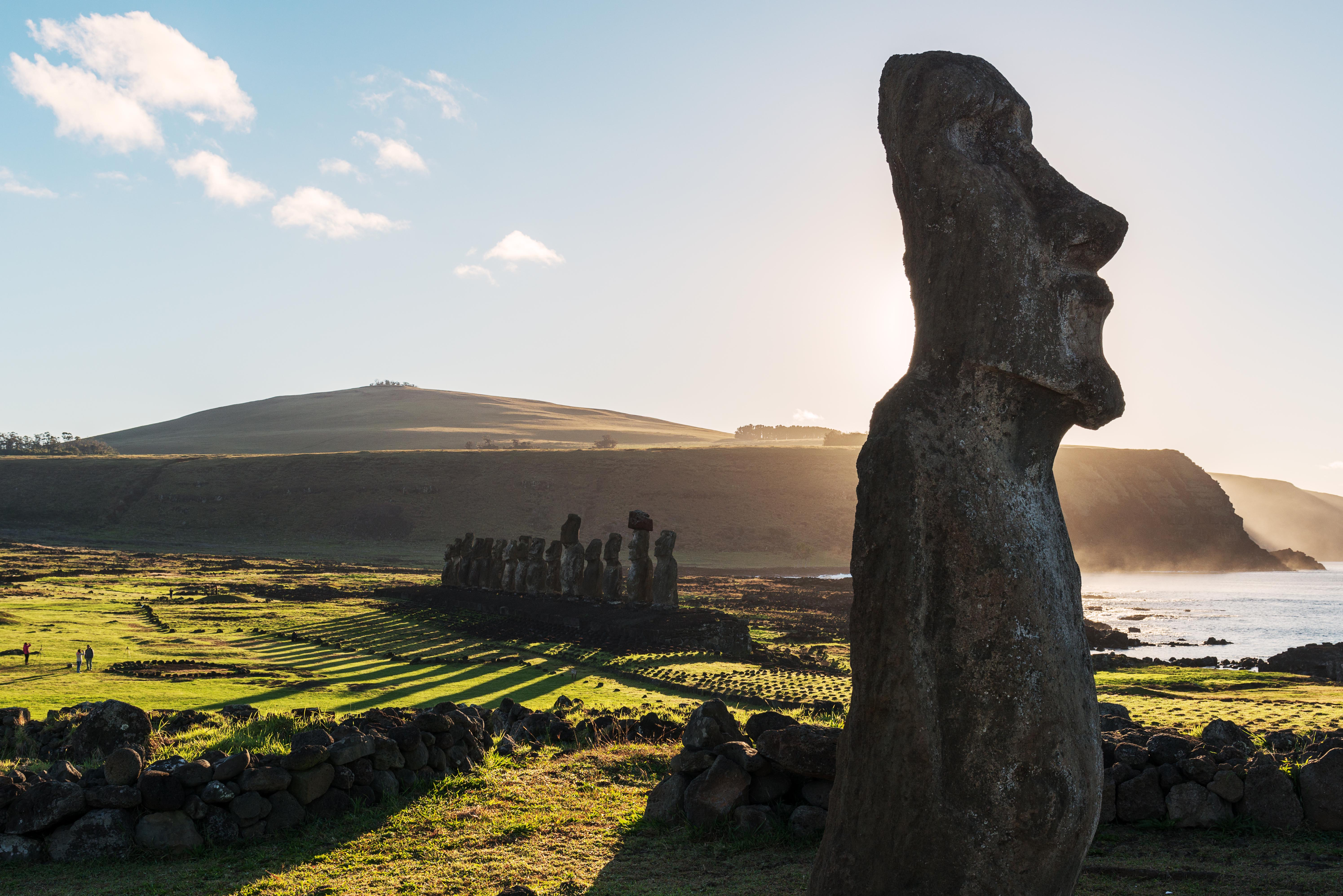Moais - Easter Island