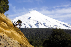 Villarrica Volcano - Lake District