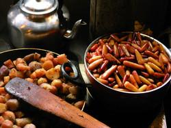 Gastronomia Mapuche - Araucania