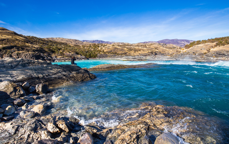 Baker River - Patagonia
