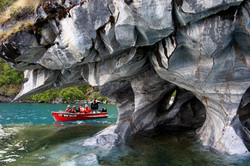 Marble Cathedrals - Patagonia