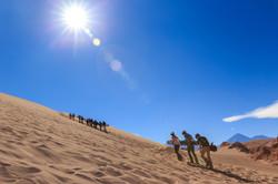 Sandboard - San Pedro de Atacama