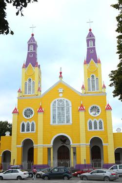 Chiloé-Castro