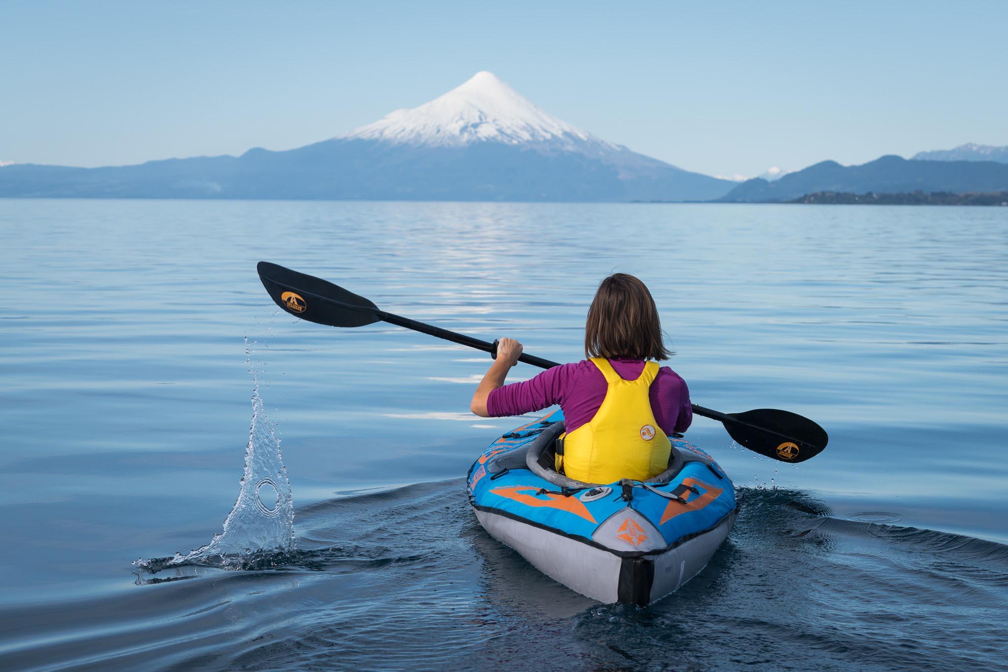 Kayak - Lago LLanquihue