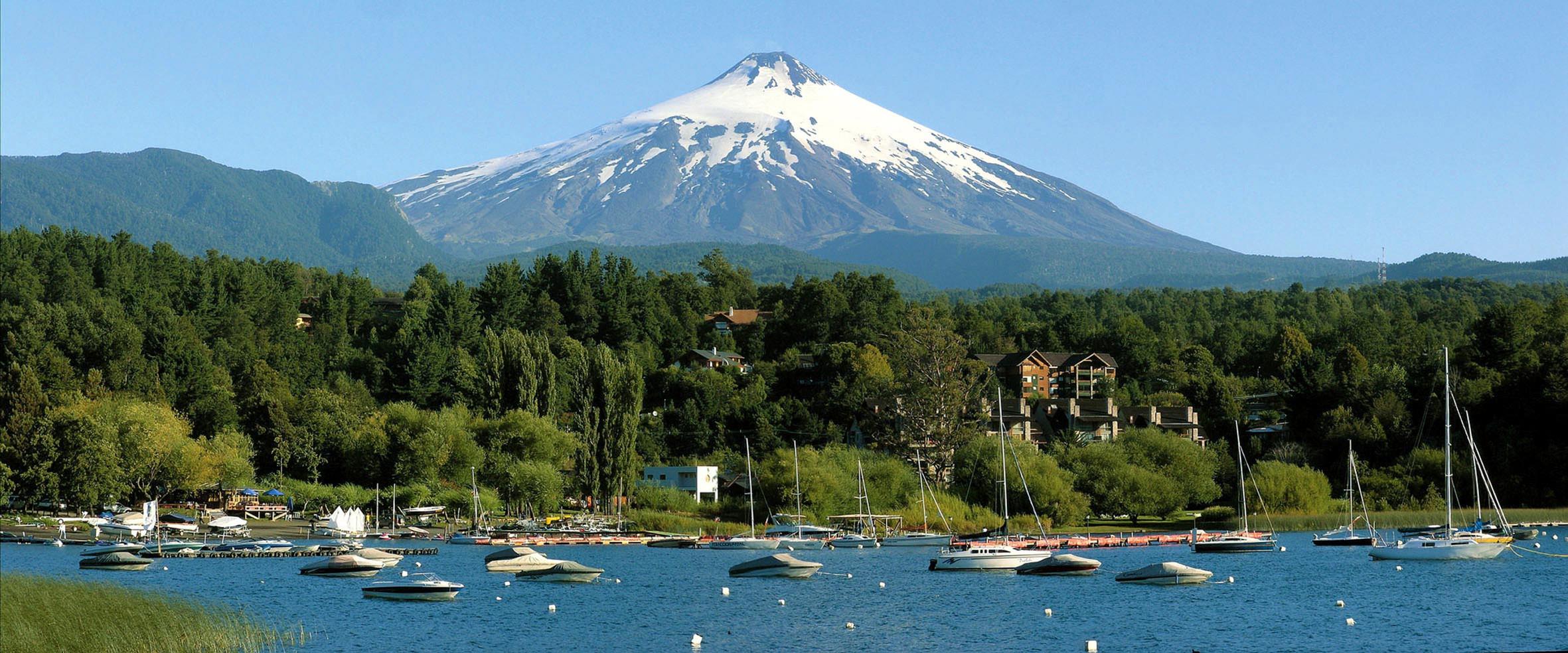 Lakes & Volcanoes District