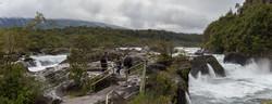 Petrohue Falls - Lake District