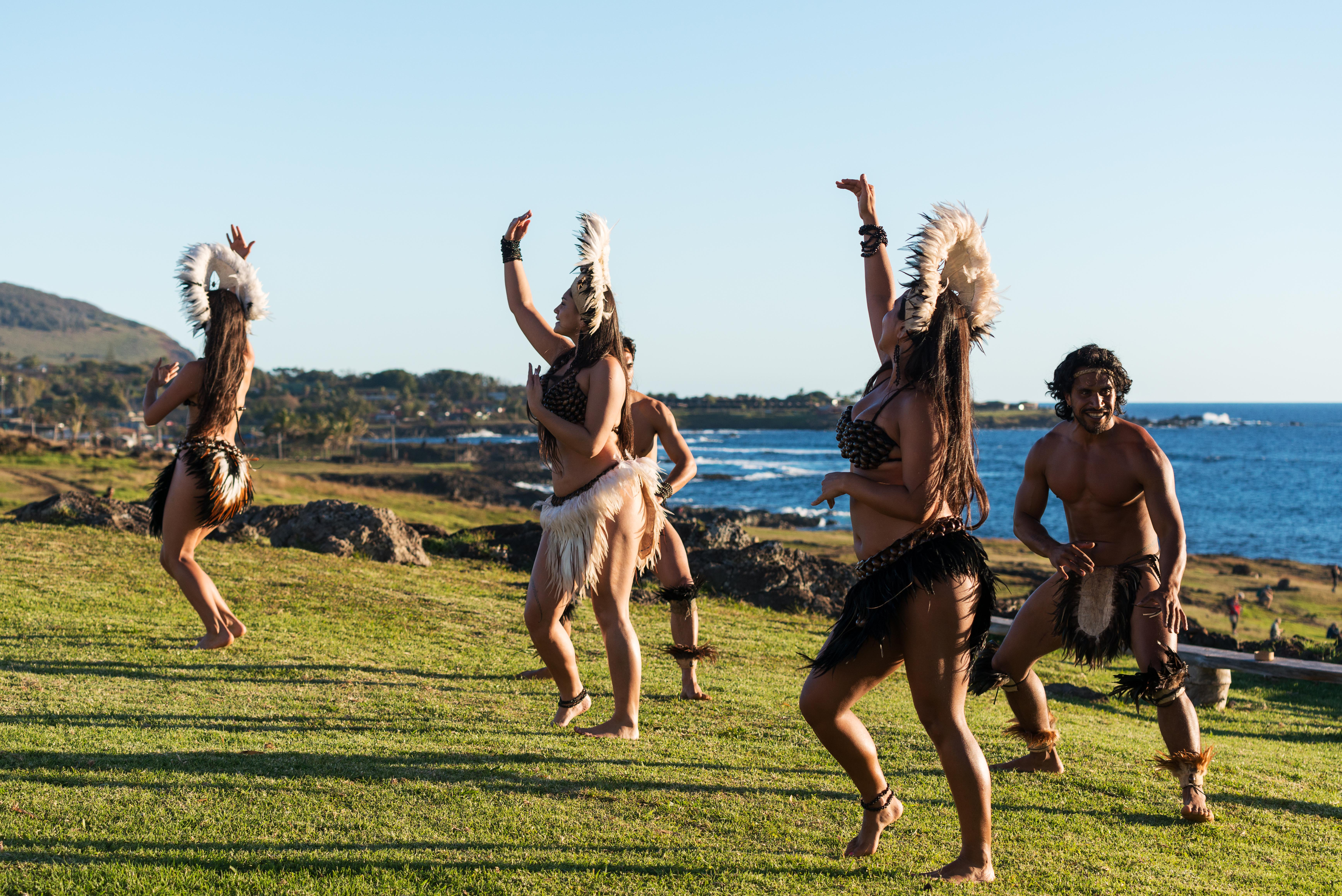 Rapa Nui People - Easter Island