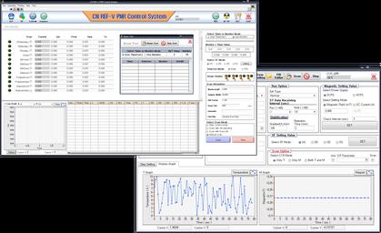 반사율 측정 및 시료환경장치 시스템
