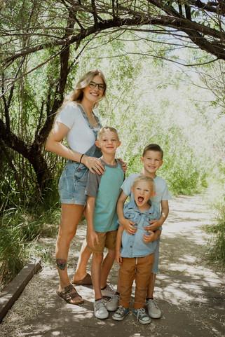 Family Photos in Reno, Nevada.