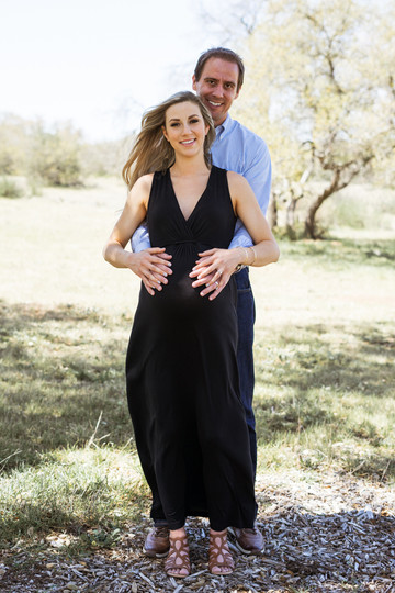 Maternity Photos in San Diego, California.