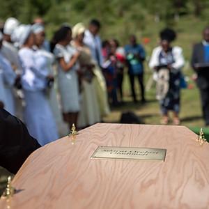 Funeral of Sikirat Oyebisi Oladimeji
